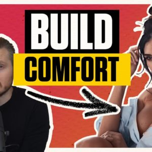 How Flirty Banter Can Lead to Building Comfort