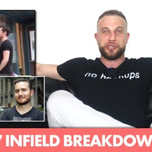 Todd V Cold Approach Skills Reviewed (Infield Breakdown)